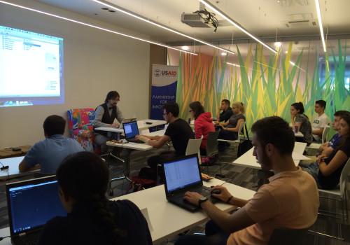 Ljetna škola programiranja za mlade