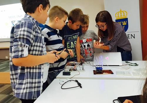 T dan: Arduino kids radionica