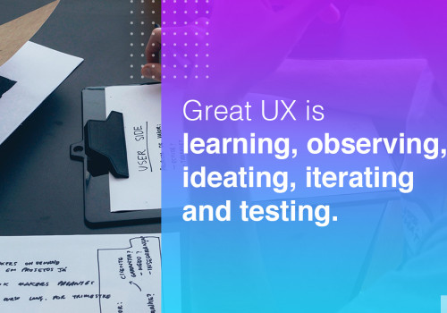 UX Design Methods & Deliverables