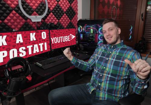 Kako postati YouTuber?