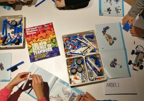 LEGO Robotics radionica za djecu