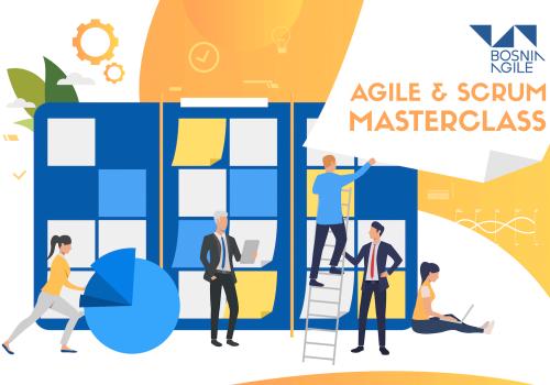 Agile i Scrum Masterclass by Bosnia Agile
