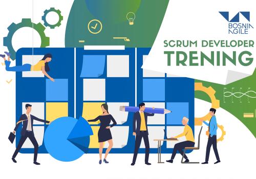 Scrum Developer trening by Bosnia Agile
