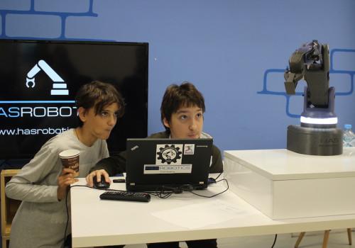 Programiranje robotske ruke