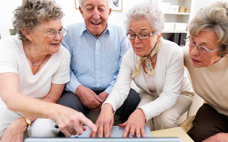 Osnove računara i pametnih telefona za penzionere