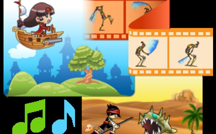 Razvoj igrica : GameSalad lab
