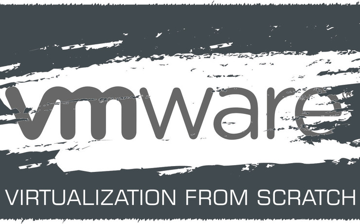 VMware virtualizacija – from scratch