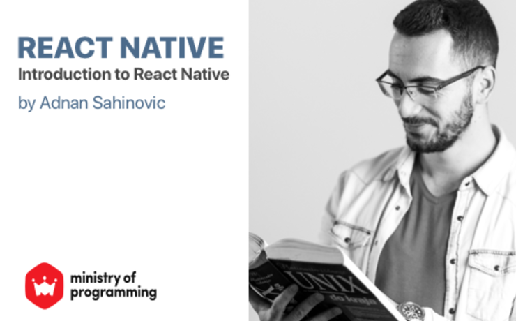 React Native kurs