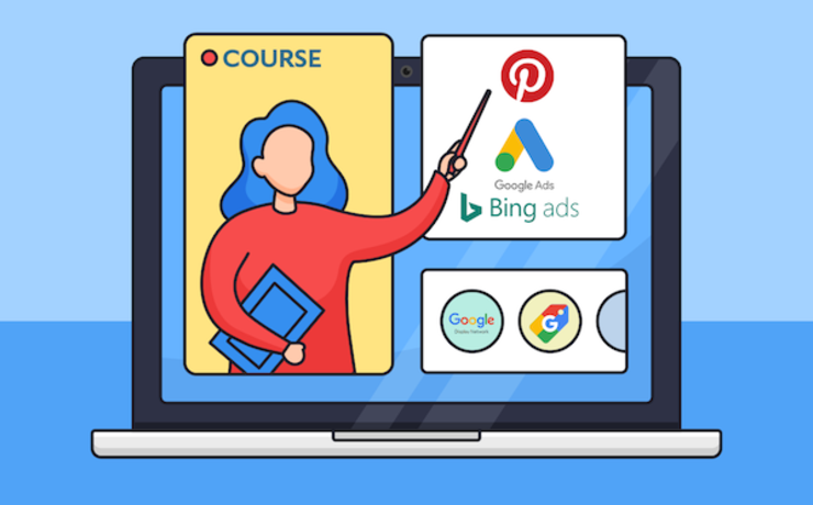 Online Sales & Market Analysis - Pinterest, Microsoft & Google Ads