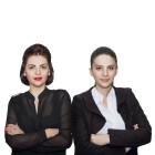 Mahira Hadžić i Sanela Babić