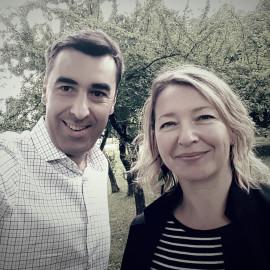 Jasna Pleho i Adem Muminagić