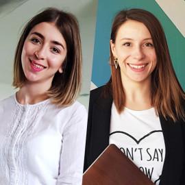 Irma Krdžalić - Subašić i Sanela Kalauzović