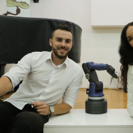 Haris Salkić i Samra Salkić