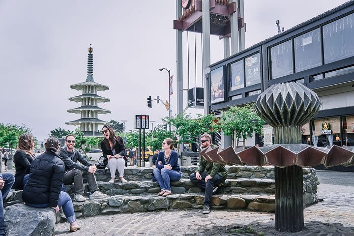 Food, History, and Resistance: A Self-Guided Audio Tour of San Francisco's Japantown image