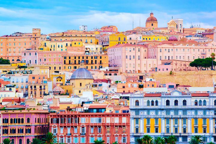 Cagliari Private Walking Tour with a Local Guide image