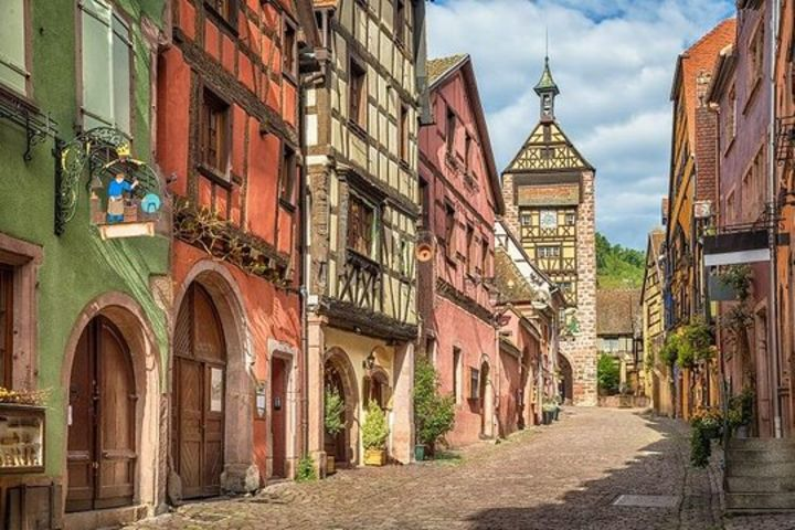The Pearls of Alsace Full Day Trip from Strasbourg (shared) image