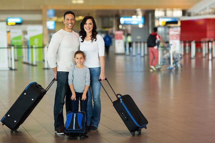 Arrival Private Transfer Service One way from Los Cabos airport to Hotel image