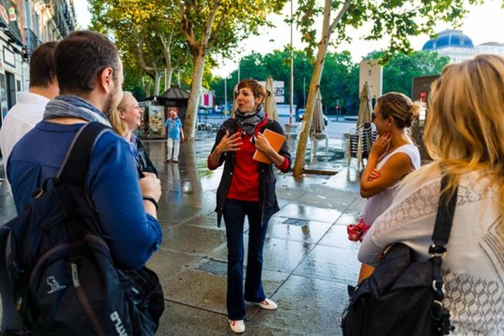 Madrid to Segovia Day Trip With World Heritage Castle, Roman Aqueduct, and El Escorial Tour image