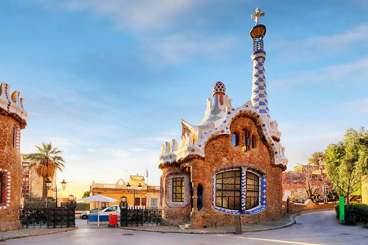 Park Guell Guided Private Tour image