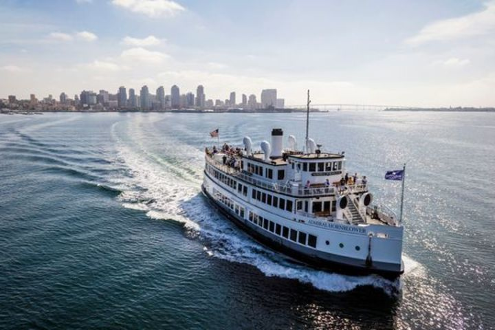 San Diego Champagne Brunch Cruise image