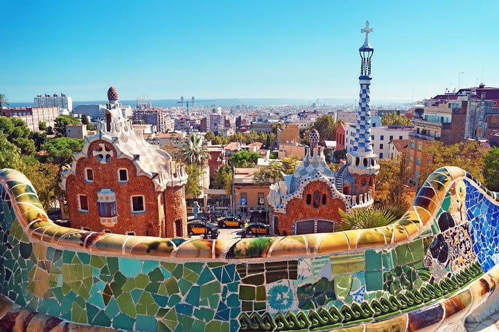 Park Guell and Sagrada Familia Private Tour image
