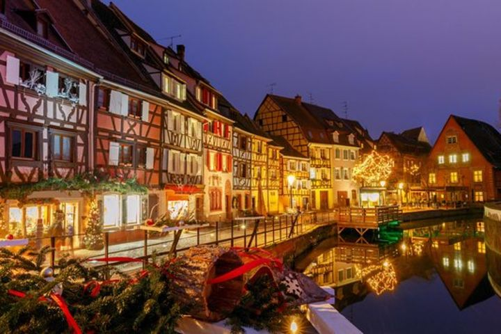 Villages of Alsace Christmas Markets Day Trip From Strasbourg (shared) image