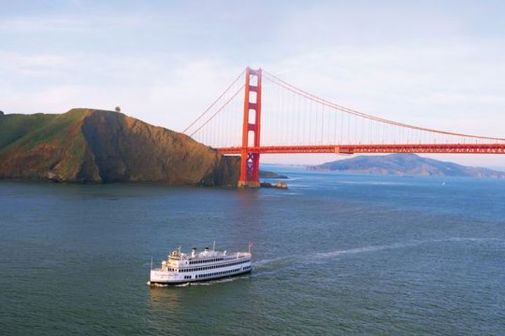 San Francisco Champagne Brunch Cruise image
