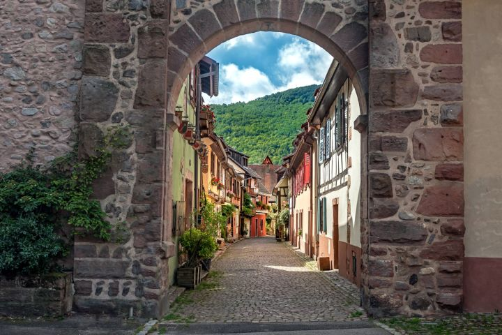 Alsace Villages Half Day Trip From Colmar (Shared) image