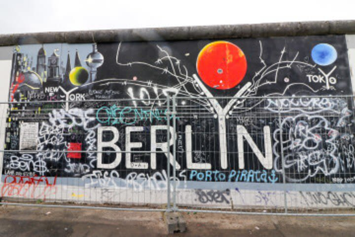 Private Walking Tour of East Berlin's Street Art and Counterculture image
