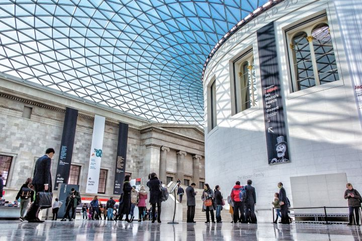 The British Museum and National Gallery (Private Tour) image