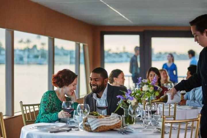 Newport Beach Dinner Cruise image