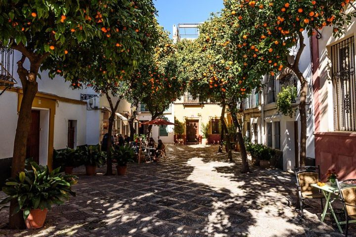 Santa Cruz Jewish Quarter Walking Tour, Guadalquivir and Highlights of Seville image
