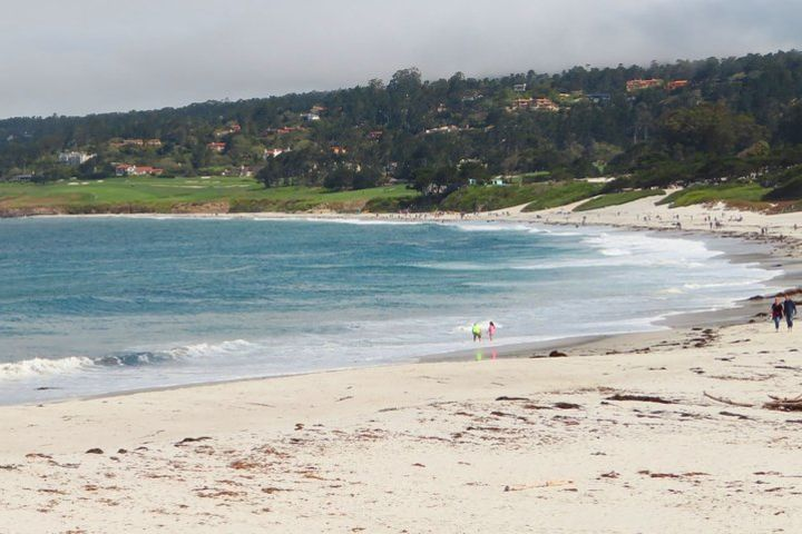 Carmel Point: Discover its rugged coastline on an audio walking tour image