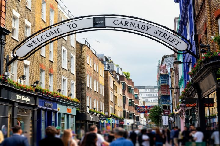Private Walking Tour of Soho: London's Hippest Neighbourhood image