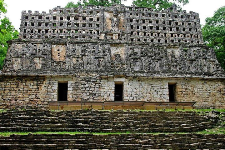 Full-Day Tour to Bonampak and Yaxchilan from Palenque image
