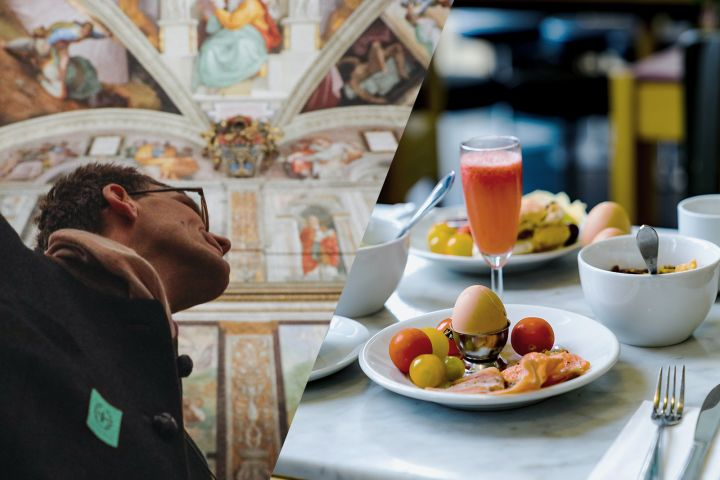 VIP Pristine Sistine Vatican Tour with Museum Breakfast image