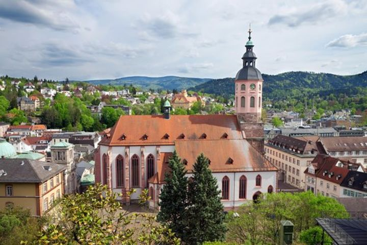 Baden-Baden and Black Forest Private Full Day Trip from Strasbourg (Private) image