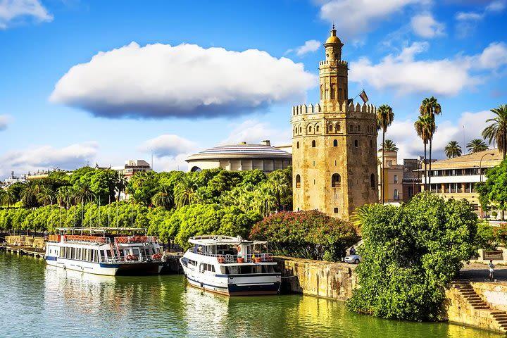 Santa Cruz Jewish Quarter Walking Tour, Guadalquivir and Highlights of Seville image