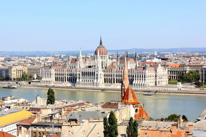 Budapest Private Walk with Basilica Cupola & Cafe Stop #106521 image