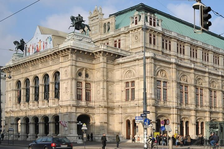 Explore the Heart of Vienna on an audio walking tour image
