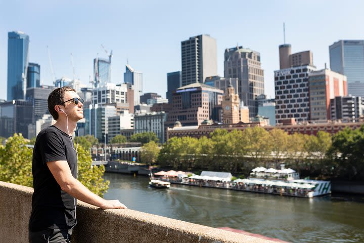 Melbourne Audio Tour: A Self-Guided Walk Through the City image