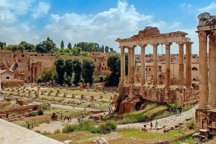 Empire and Power: The Colosseum & Roman Forum (Private Tour) image