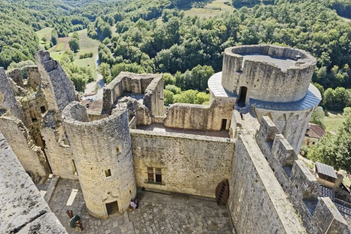 Bonaguil Castle & Malbec Wine Route Full Day Trip from Sarlat (private) image