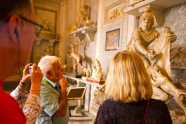 The Complete Vatican Tour With Vatican Museums, Sistine Chapel & St. Peter's Basilica image