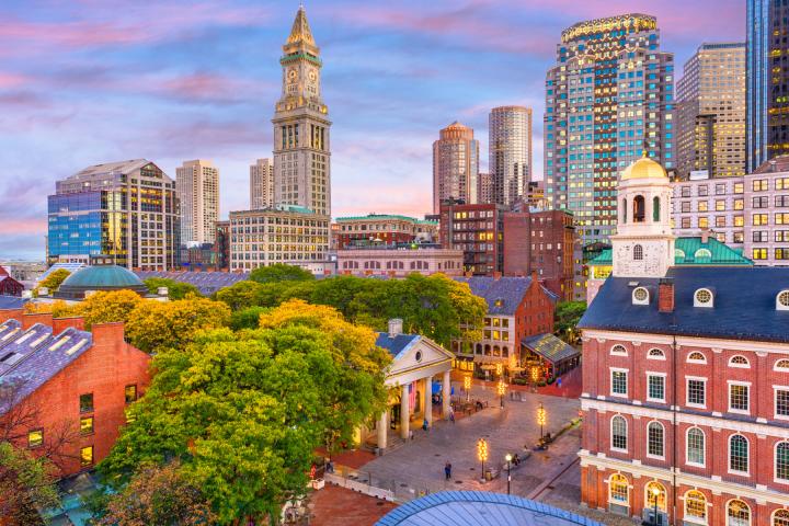 Best of Boston Tour image
