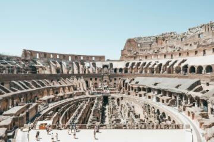 Colosseum & Ancient Rome Group Walking Tour image