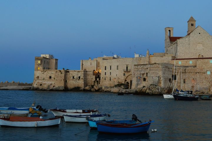 In Bari with a Local: Private Walking Tour image