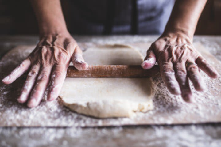 Eat and Cook like an Italian Private Experience - Pizza and Gelato Class image