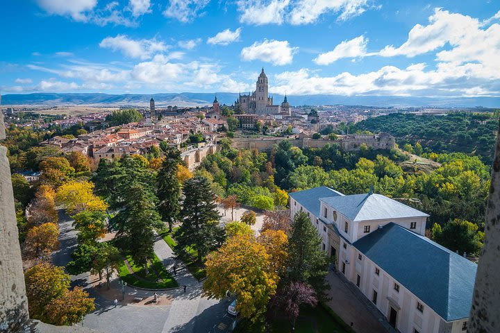 Segovia and La Granja Private Tour from Madrid image