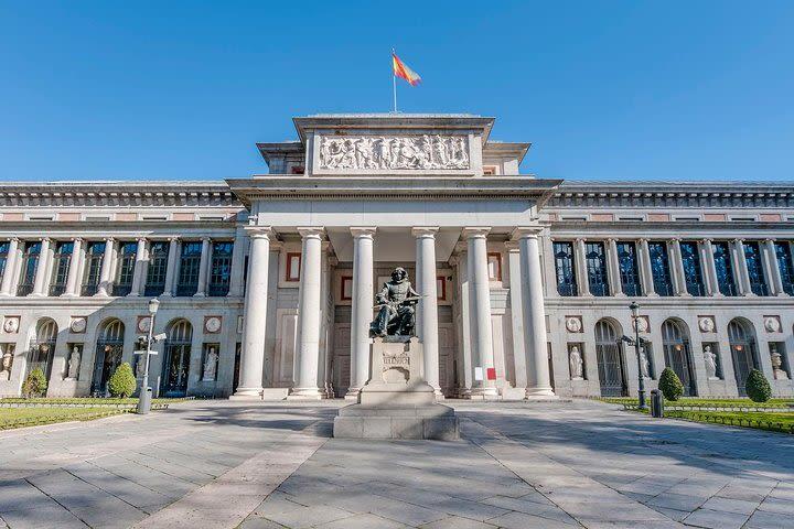 Madrid Triangle of Art Private Guided Tour: Prado, Reina Sofia and Thyssen Museums image